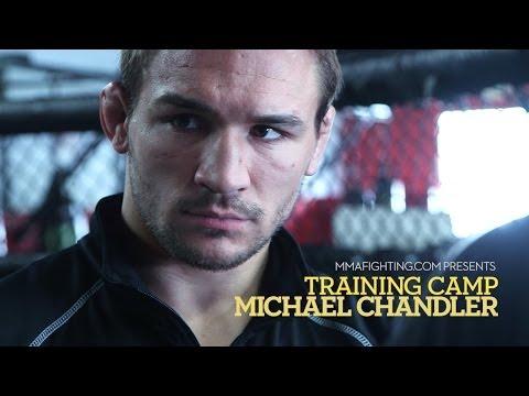 Michael Chandler Training Camp Journal
