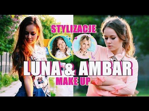 Soy Luna L Makijaże Fryzury Stylizacje Youtube