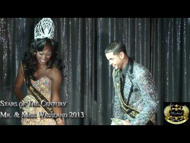 Mr. & Miss Wessland 2013- So in Love with you