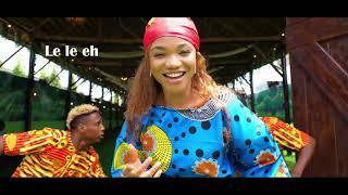 Ada Ehi - OPEN DOORS (The Official) Lyrics Video