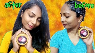 Hair Care Pampering Routine WOW Hair Mask For Frizz Free Smooth Hair