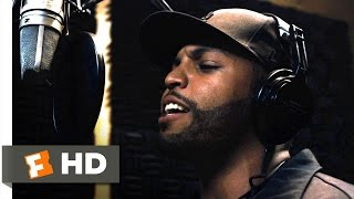 Straight Outta Compton (9/10) Movie CLIP - Cube's Diss Track (2015) HD