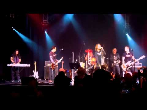 PRELUDE TO JOANIE / JOANIE'S BUTTERFLY - Rock In A Hard Place - Sin City Sinners feat. Ron Keel