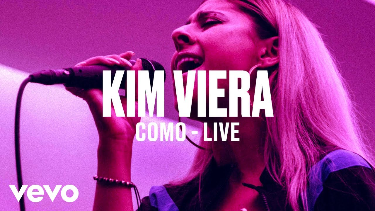 Kim Viera — «Como» (Live) | Vevo DSCVR