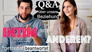 Ist einer schon mal fremdgegangen? | Q&A #Beziehung Teil 2