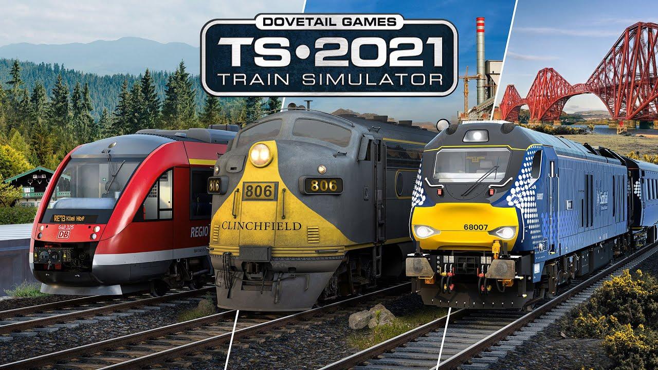 Купить Train Simulator 2021 (STEAM) СНГ