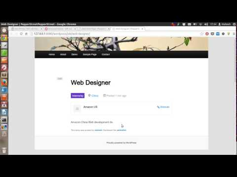 How to Create Job board using WordPress WPJobManager Plugin