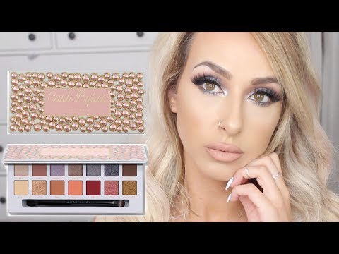Anastasia Beverly Hills x CARLI BYBEL Palette 💗REWIEW , SWATCHES , TUTORIAL thumbnail
