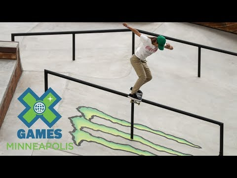 FULL BROADCAST: Women's Skateboard Street Final | X Games Mi
