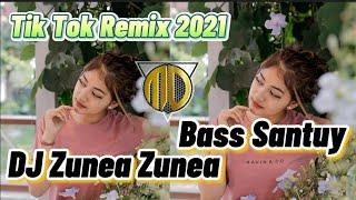 Lagi Viral Di Tik Tok! Zunea Zunea Slow Bass Remix By DJ Cantik