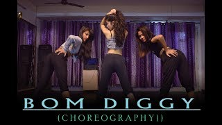 BOM DIGGY || BOLLYWOOD CHOREOGRAPHY || BY RAHUL THAKUR || GENX DANCE SCHOOL