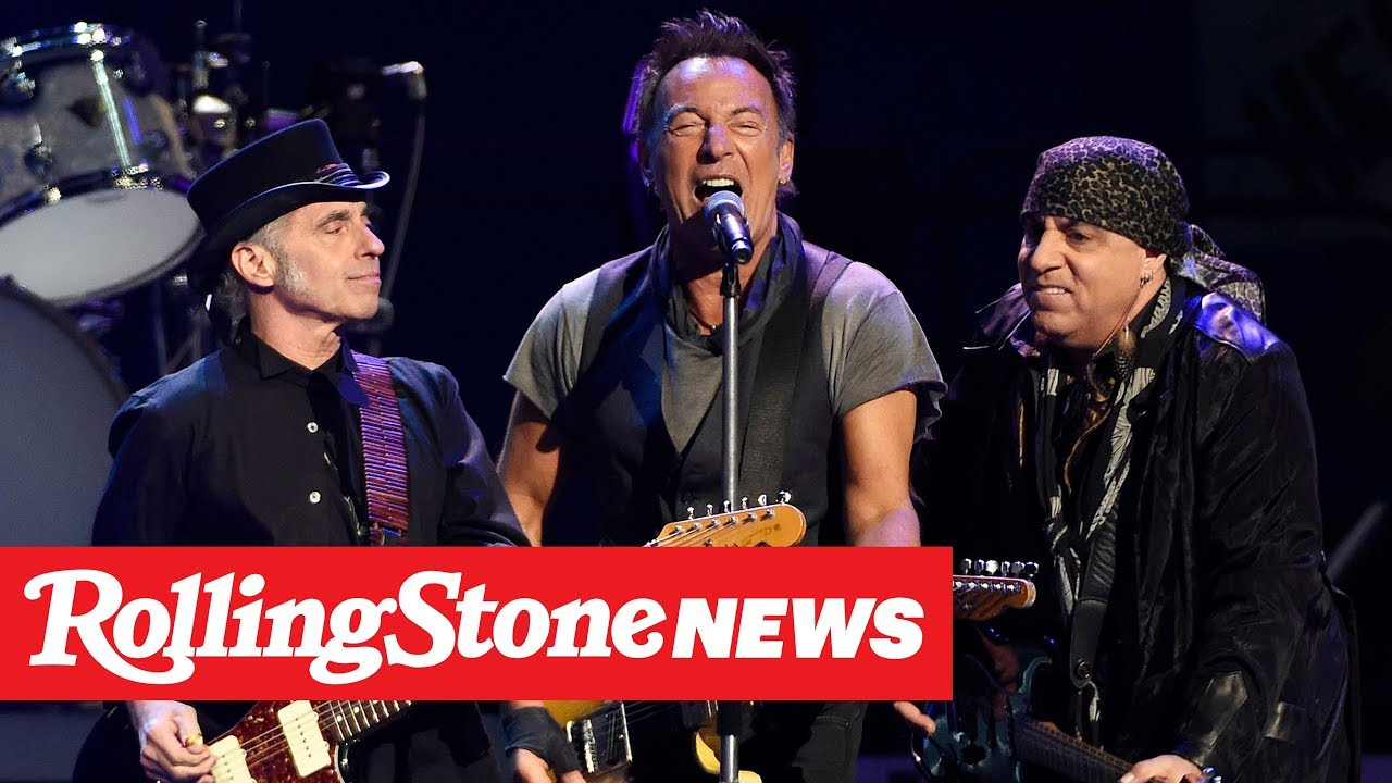 Bruce Springsteen & The E Street Band Plan Album and Tour | RS News 5/29/19