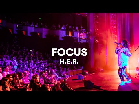 "H.E.R. - ""Focus"" (Live at Sydney Opera House)"