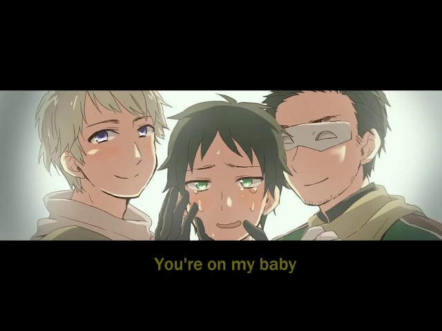 Hetalia *RoBul* Crazy Possessive