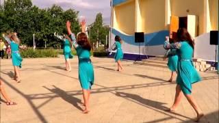День молодежи в Теплодаре. Джей - Денс. 28,06,2015