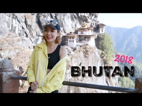 Bhutan 2018 | Jade Seah Travels