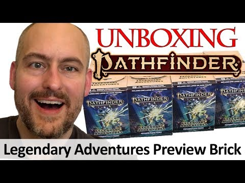 Legendary Adventures Preview