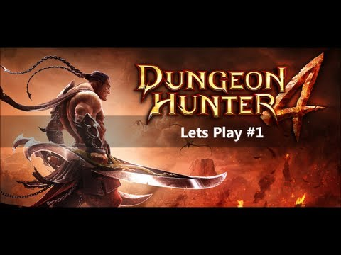 Lets Play: Dungeon Hunter 4 #1