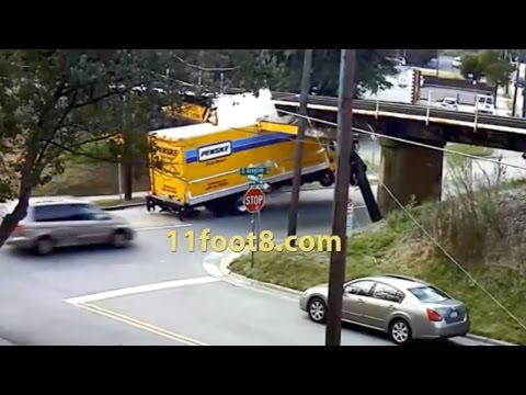 The Definitive 11Foot8 Bridge Crash Compilation