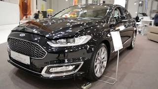 2017 New Ford Mondeo Vignale Exterior and Interior