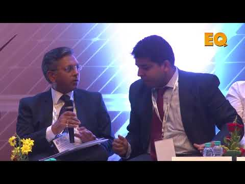 Part 1/4 - RE Financing : Investment Banking, Equity Session Day 2 at 6th EQCFS New Delhi