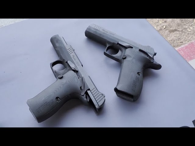 The New Sig Sauer P210 Carry – SHOT Show 2020