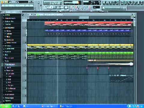 HATHOR DJ - LIFE (DJ FRANKO BOOTLEG) @ FL STUDIO