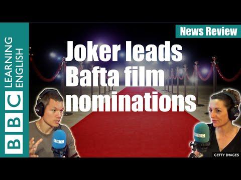Joker leads Bafta