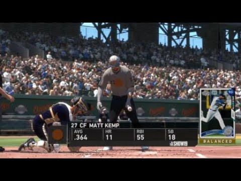MLB® The Show™ 19_For SDS - Look at PCI placement & feedback. Also watch very end of vid.