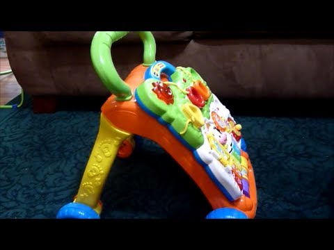 Vtech Sit to Stand Learning Activity Walker (Best Walking Toy)