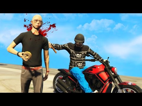 BRUTAL GTA 5 ONLINE FREEROAM LOBBY! (GTA Online Funny Moments)