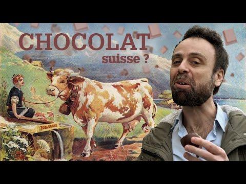 """""""Suisse?"""" – Pourquoi quand on pense à la Suisse on pense direct au chocolat?"""