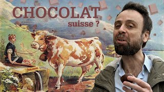 """Suisse?"" - Pourquoi quand on pense à la Suisse on pense direct au chocolat?"