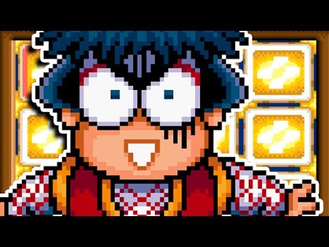 RIGGED! │ Legend of the Mystical Ninja #3 │ ProJared Plays!