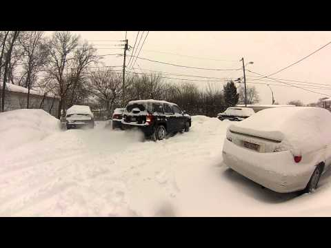 Jeep Patriot vs. Snow