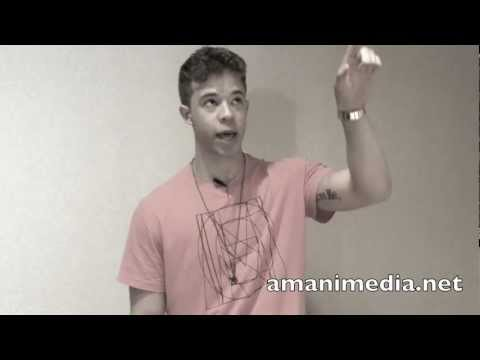 """Miles Hodge """"Harlem"""" - Amani Media Poetry"""
