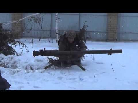 Стрельба ВСУ из