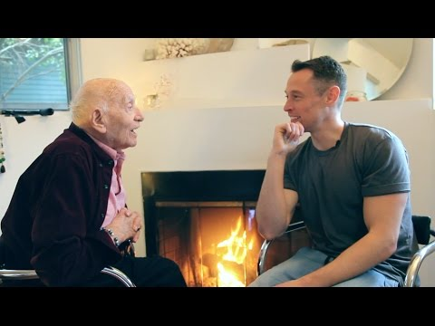 Great-grandfather comes out as gay at 95: 'I want the world