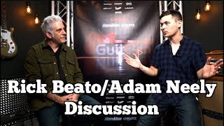 Rick Beato and Adam Neely Discussion GuitCon 2018