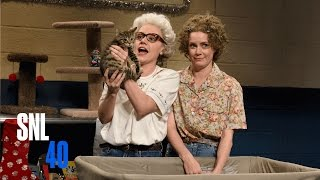 Whiskers R We with Amy Adams - SNL