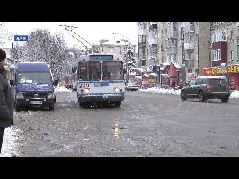 МТРК МІСТО: Зміни у транспортній мережі