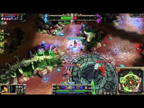 League of Legends: Dominion - Gameplay Behind The Scenes