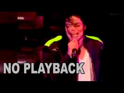 Michael Jackson {Copenhagen} Only Scenes...
