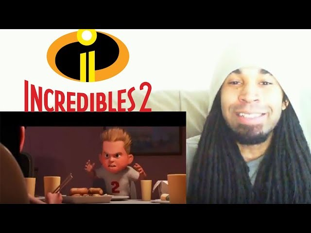 Incredibles 2 Official Trailer | REACTION