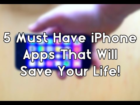 Top 5 Must Have iPhone Apps 2014