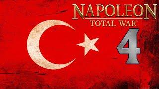 Napoleon Total War - Imperium Osmańskie #4 (Gameplay PL Zagrajmy)