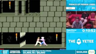 Prince of Persia by CapnClever in 17:30 - Awesome Games Done Quick 2016 - Part 64