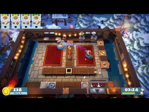 Overcooked All You Can Eat - 4 star run - Festive Seasoning 1-1 |