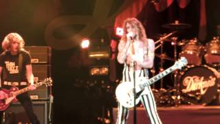 The Darkness - One Way Ticket to Hell (and Back) - (Live) Pittsburgh PA 1/14/13