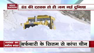 Weather Update: North India Receives Snowfall, Normal Life Disrupted